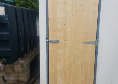 custom shed door kerry