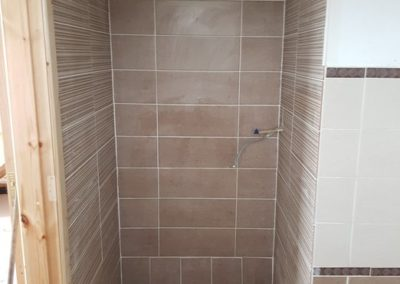 installed wetroom