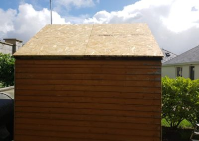 repair shed roof
